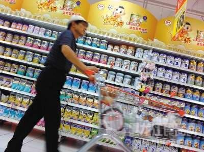 9批次进口乳制品被检出超过保质期,来自澳法德比四国