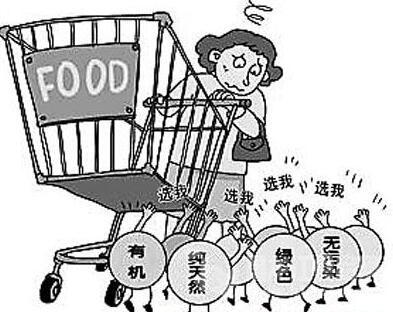 冲调食品矢量图